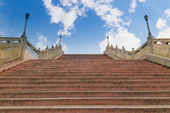 Rows of stair Stock Photography