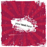 różowy abstrakcyjnych tło Fotografia Royalty Free