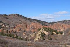 Roxborough delstatspark, Colorado Royaltyfri Fotografi