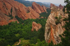Roxborough State Park royalty free stock photography