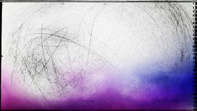 Roxo e fundo elegante do projeto da arte gráfica da ilustração de Grey Grungy Beautiful ilustração do vetor
