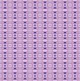 Roxo violeta do teste padrão retro regular sem emenda ilustração royalty free