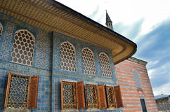 Roxolana harem. Topkapi Palace Suleiman Stock Photography