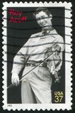 Roy Acuff. UNITED STATES - CIRCA 2003: stamp printed by United states, shows Roy Acuff, Country Music Artist, circa 2003 stock image