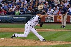 Roy Corcoran Pitcher Stock Afbeeldingen