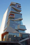 Roy and Diana Vagelos Education Center, CUMC, front view