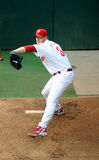 Roy doc. Halladay - Philadelphia Phillies Fotos de archivo