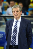 Roy Hodgson, manager of England National football team Stock Image