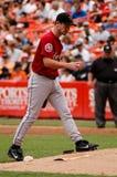 Roy Oswalt Houston Astros Fotografia Stock