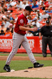 Roy Oswalt Houston Astros Fotografia de Stock