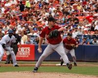 Roy Oswalt Houston Astros Imagens de Stock