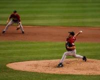 Roy Oswalt Houston Astros Fotos de Stock Royalty Free