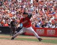 Roy Oswalt Houston Astros Lizenzfreie Stockfotos