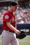Roy Oswalt, Houston Astros pitcher. Royalty Free Stock Images