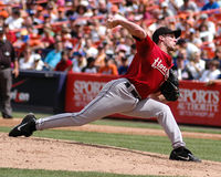 Roy Oswalt Houston Astros Stock Image