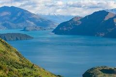 Roy-Spitzen, Neuseeland Lizenzfreie Stockbilder