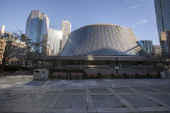 Roy Thompson Hall em Toronto Foto de Stock Royalty Free