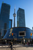 Roy Thomson Hall Toronto Royaltyfria Bilder