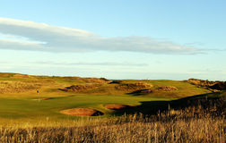 Royal Aberdeen Golf Club, Balgownie, Aberdeen, Scotland stock image