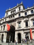 The Royal Academy of Arts Stock Photo
