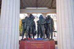 Royal Air Force-Bomber-Befehls-Denkmal stockfoto