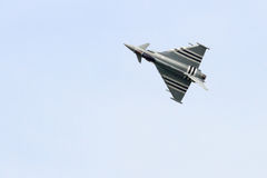 Royal Air Force Eurofighter Typhoon Royalty Free Stock Photo