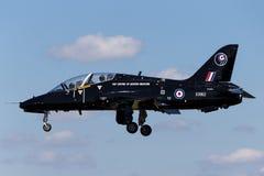 Royal Air Force RAF domokrążcy Siddeley jastrząb T 1 XX162 od Royal Air Force Centre lotnictwo medycyna obraz royalty free