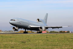 Royal Air Force Tristar Royalty-vrije Stock Afbeelding