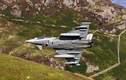 Royal Air Force Typhoon Royalty Free Stock Photo