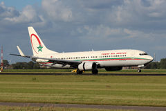 Royal Air Maroc Boeing B737-800 Stock Photography