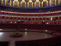 Royal Albert Hall. Inside the royal albert hall in London Stock Photos