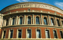 Royal Albert Hall. Albert Hall, Queen Victoria, queen, Victoria, Prince Albert, Albert, Victorian, composer, conducter, music, classical music, classical Royalty Free Stock Photos