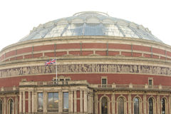 Royal Albert Hall Cupola. The Royal Albert Hall is a concert hall on the northern edge of South Kensington, London, which holds the Proms concerts annually each Royalty Free Stock Photography