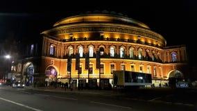 The Royal Albert Hall Stock Image