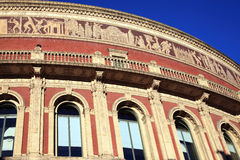 Royal Albert Hall frieze Stock Photography