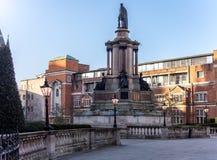Royal Albert hall, front entrance. In South Kensington, London, UK Royalty Free Stock Photos