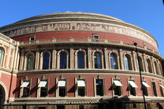 Royal Albert Hall. The Royal Albert Hall in Kensington, London Royalty Free Stock Photo