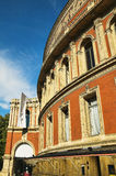 Royal Albert Hall. The Royal Albert Hall, Kensington, London, England, built 1867-71 to commemorate the death of Queen Victoria's beloved consort Prince Albert Royalty Free Stock Photo