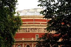 The Royal Albert Hall - London. The Royal Albert Hall in London, home of the Proms Stock Photography