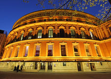 The Royal Albert Hall in London Stock Photography