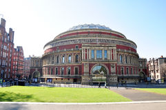 Royal albert hall, london Stock Images