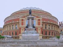 Royal Albert Hall London. Royal Albert Hall concert room in London UK Stock Images