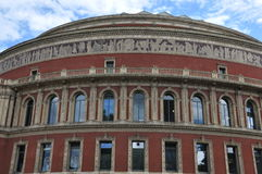 Royal Albert Hall in London Royalty Free Stock Photos