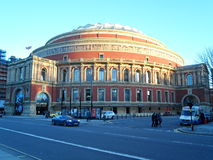 Royal Albert Hall. The royal albert hall in london england Royalty Free Stock Photography