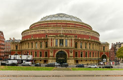 Royal Albert Hall - London Royalty Free Stock Photos