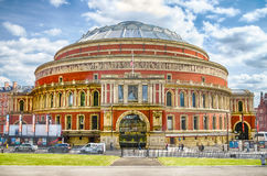 The Royal Albert Hall, London, UK Royalty Free Stock Photos