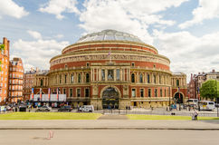 The Royal Albert Hall, London, UK Royalty Free Stock Images