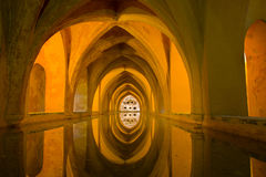 Royal Alcazar of Sevilla, SPain Stock Image
