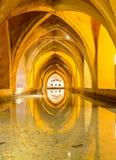 Royal Alcazar of Seville Stock Photos