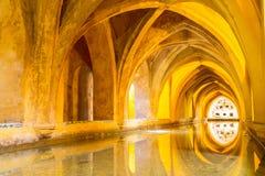 Royal Alcazar of Seville Royalty Free Stock Photos